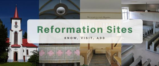 reformation sites