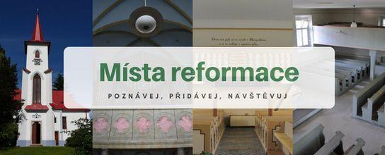 Místa reformace